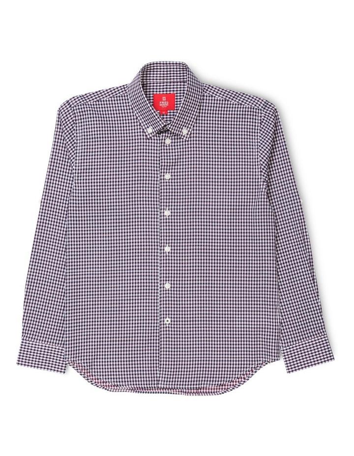 Multi Check Shirt 8-16 image 1