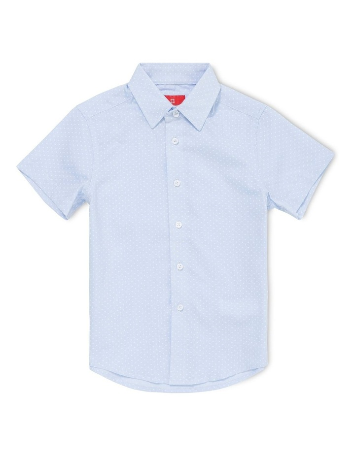 FRED BRACKS SHIRT SHORT SLEEVE image 1