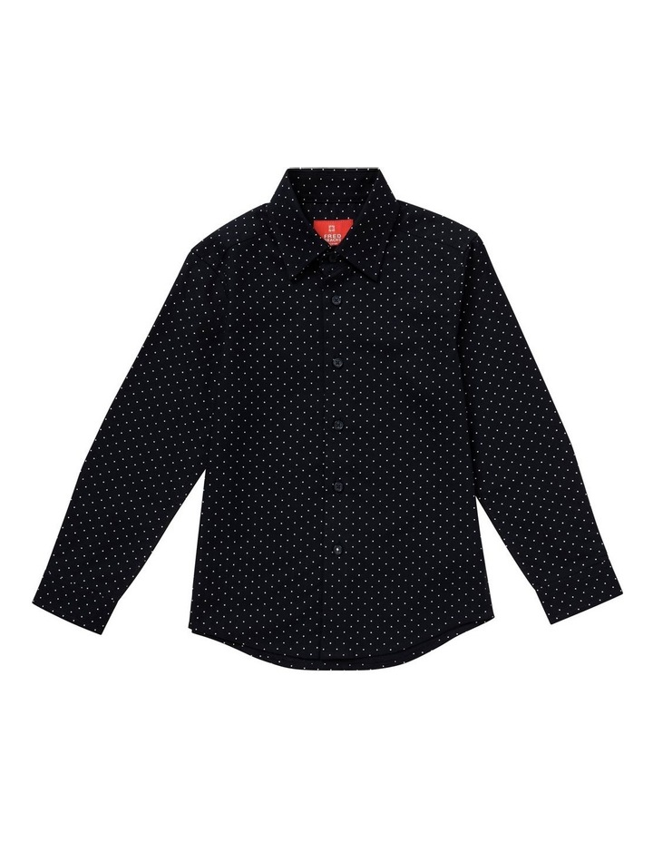 Spot Print Shirt image 1