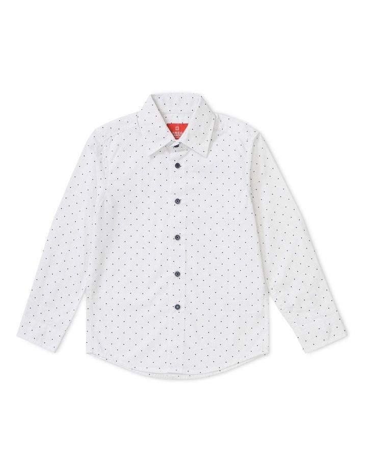 Polka Dot Print Shirt image 1