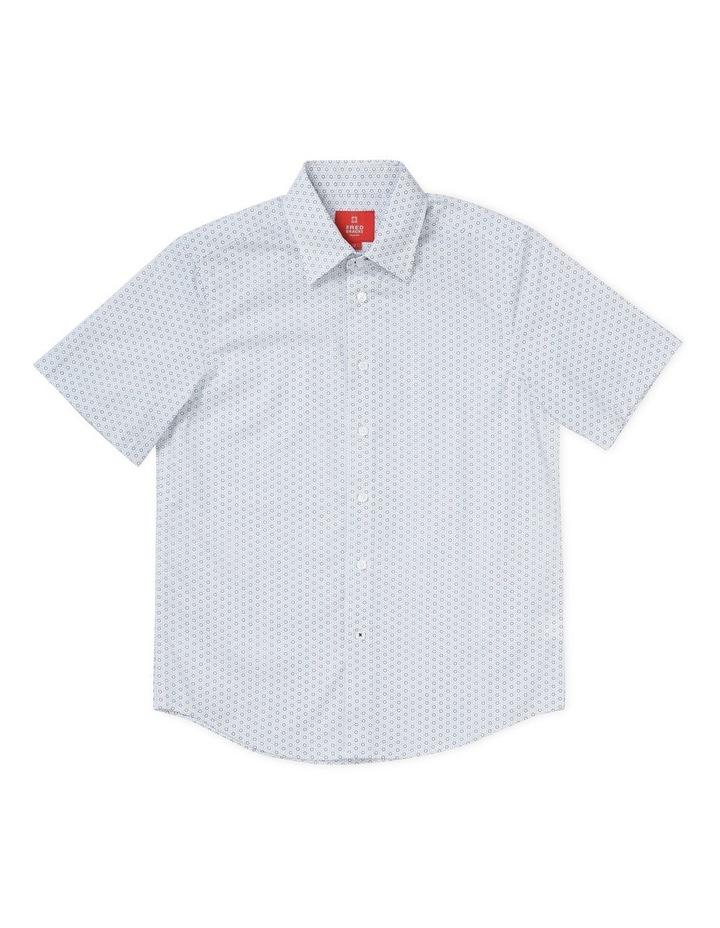 Youth Short Sleeve Print Shirt image 1