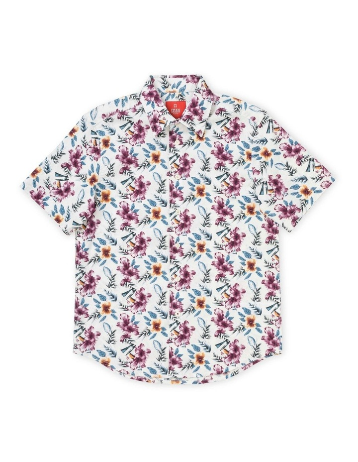 Youth Floral Print Shirt image 1