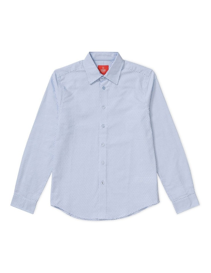 Youth Dot Print Shirt image 1