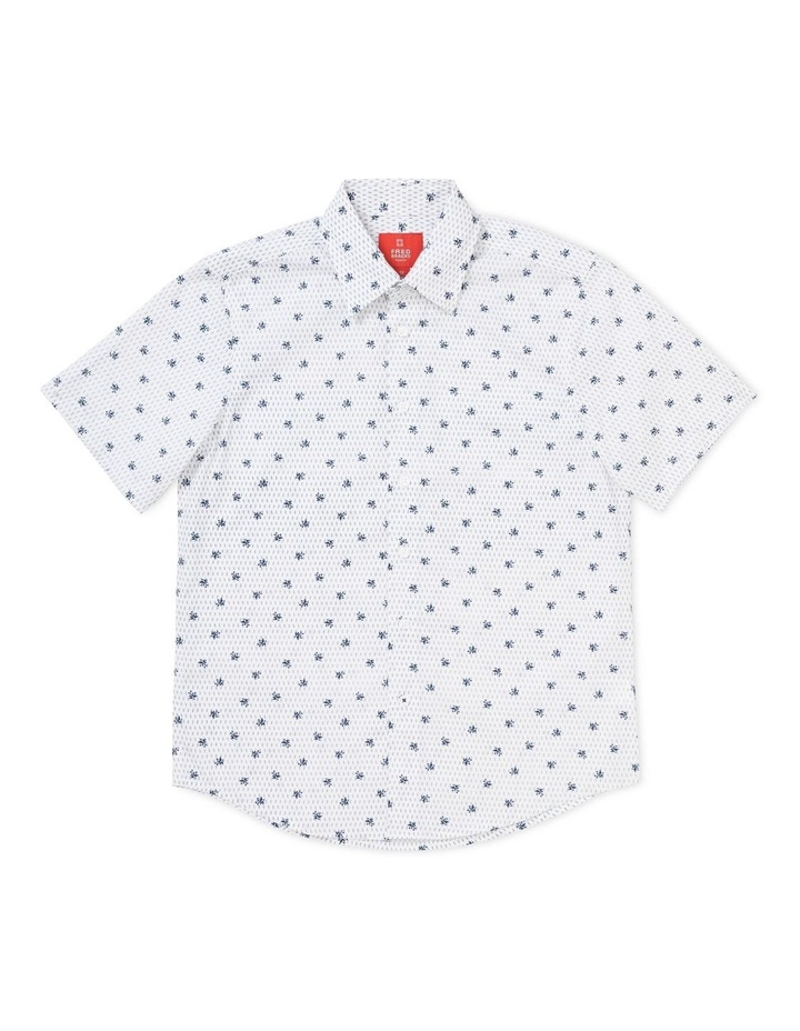 Youth Flower Print Shirt image 1