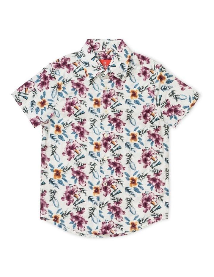 Junior Floral Print Shirt image 1