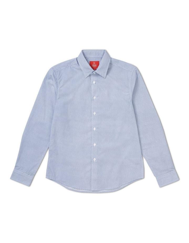 Youth Check Long Sleeve Shirt image 1