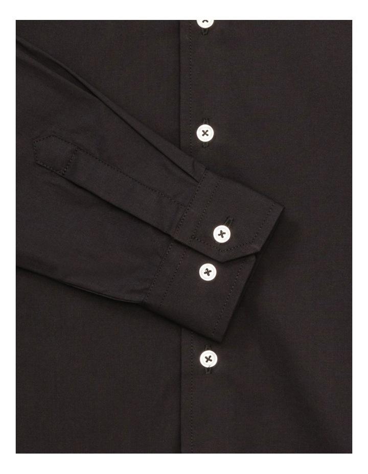 Youth Shirt Plain Black image 2