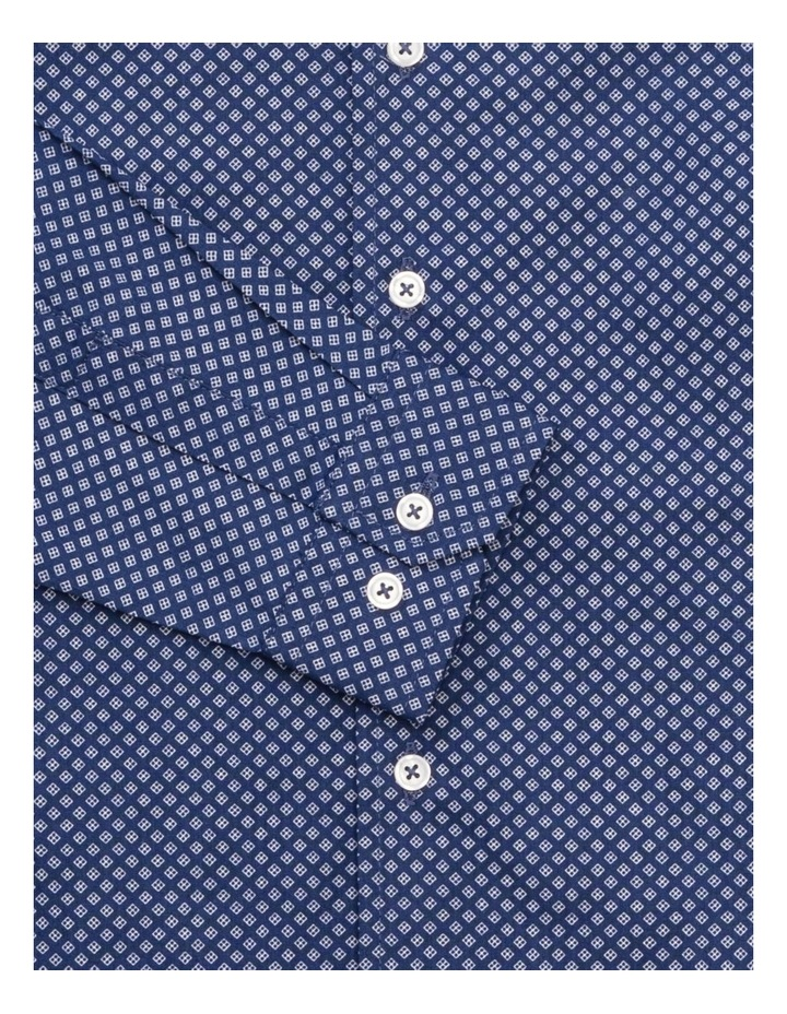 Youth Shirt Navy All Over Print image 2