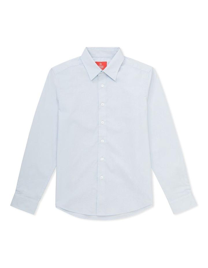 Junior Shirt Plain Blue image 1