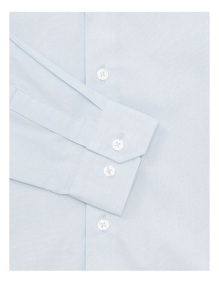Junior Shirt Plain Blue image 2
