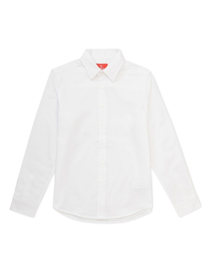 Youth Fit Shirt Textured White image 1