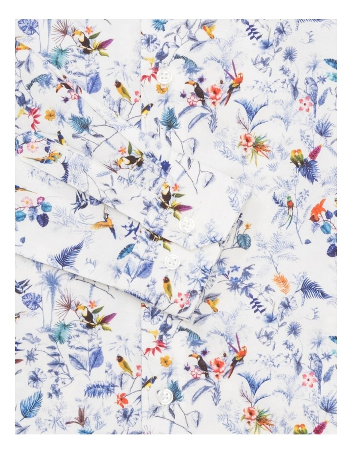 Youth Fit Shirt White Ground Flora   Fauna image 2