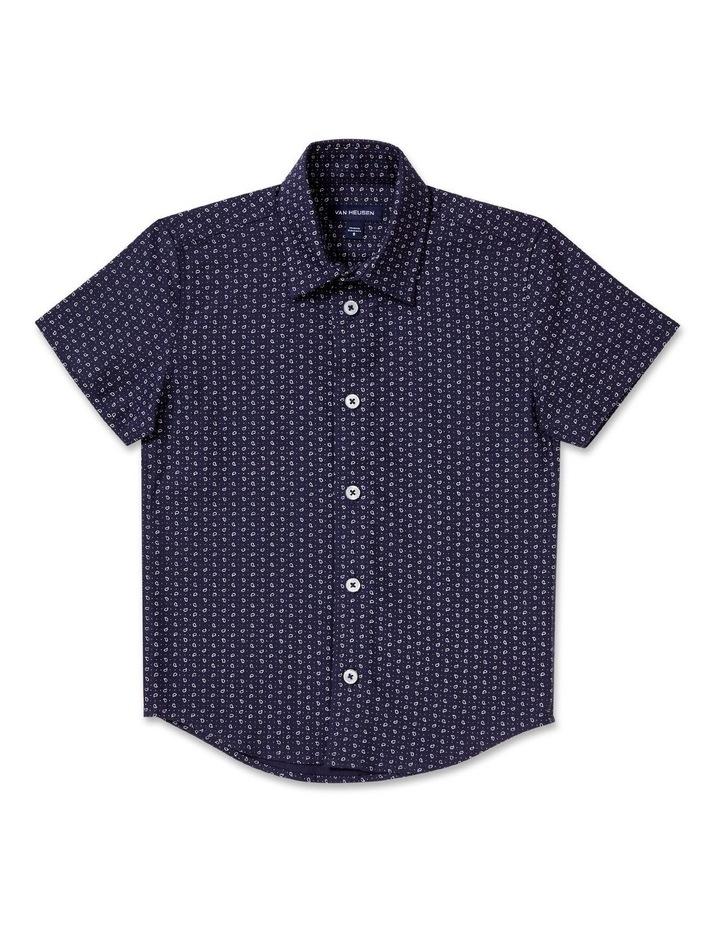 Youth Shirt Printed Dark Blue image 1