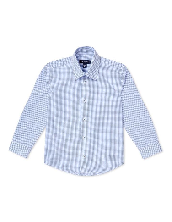 Junior Shirt Check Blue image 1