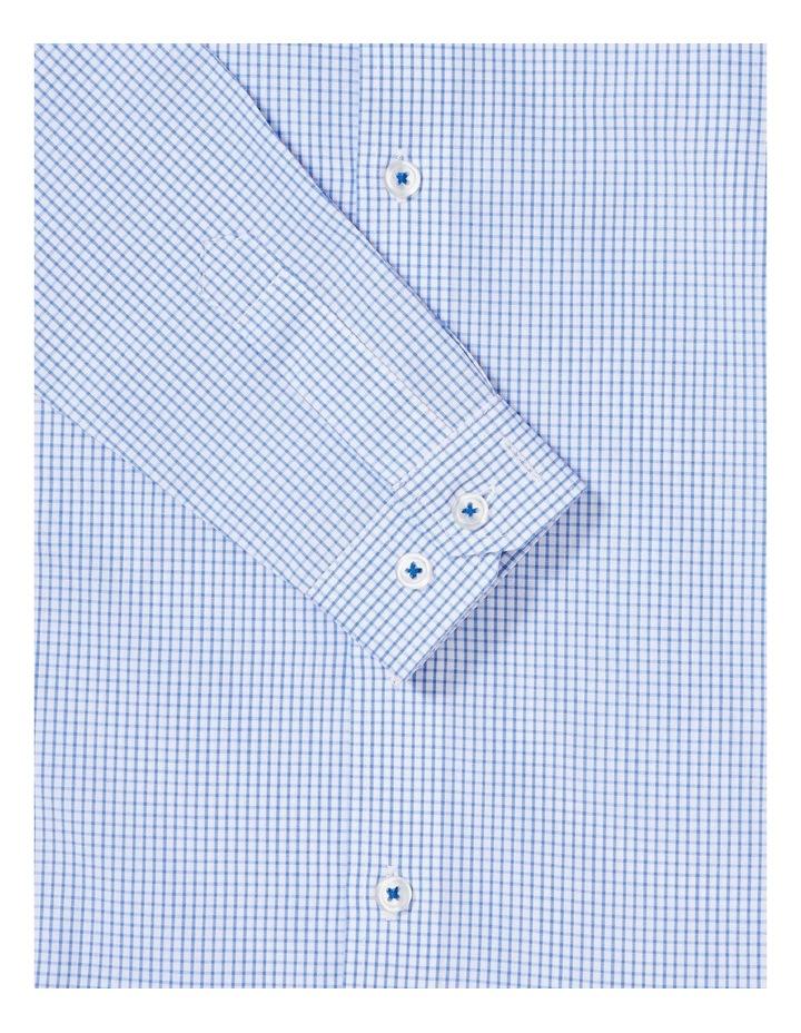 Junior Shirt Check Blue image 2