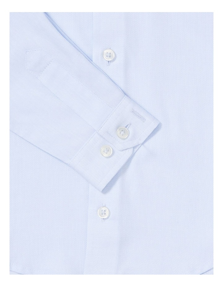 Junior Shirt Dobby Blue image 2