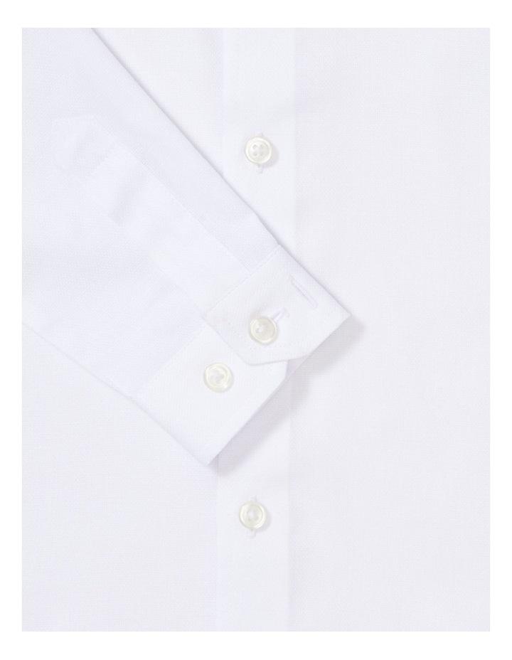 Junior Shirt Dobby White image 2