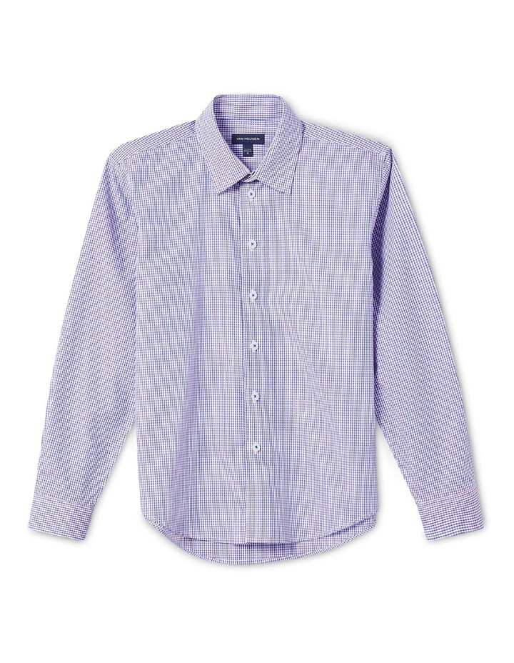 Youth Check Shirt image 1