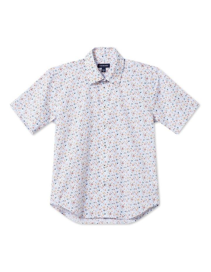 Junior Short Sleeve Printed Shirt image 1