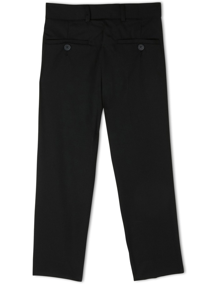 Slim Tom Pant Black 3-7 image 2