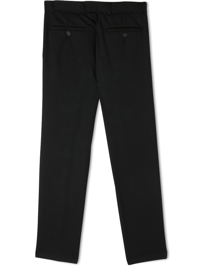 Slim Tom Pant Black 8-16 image 2
