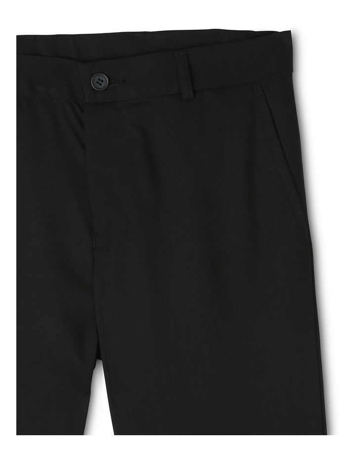 Slim Tom Pant Black 8-16 image 3