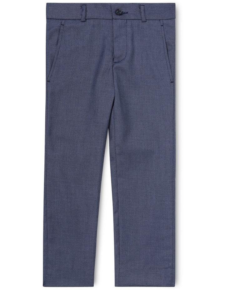 Nailhead Suit Pant image 1