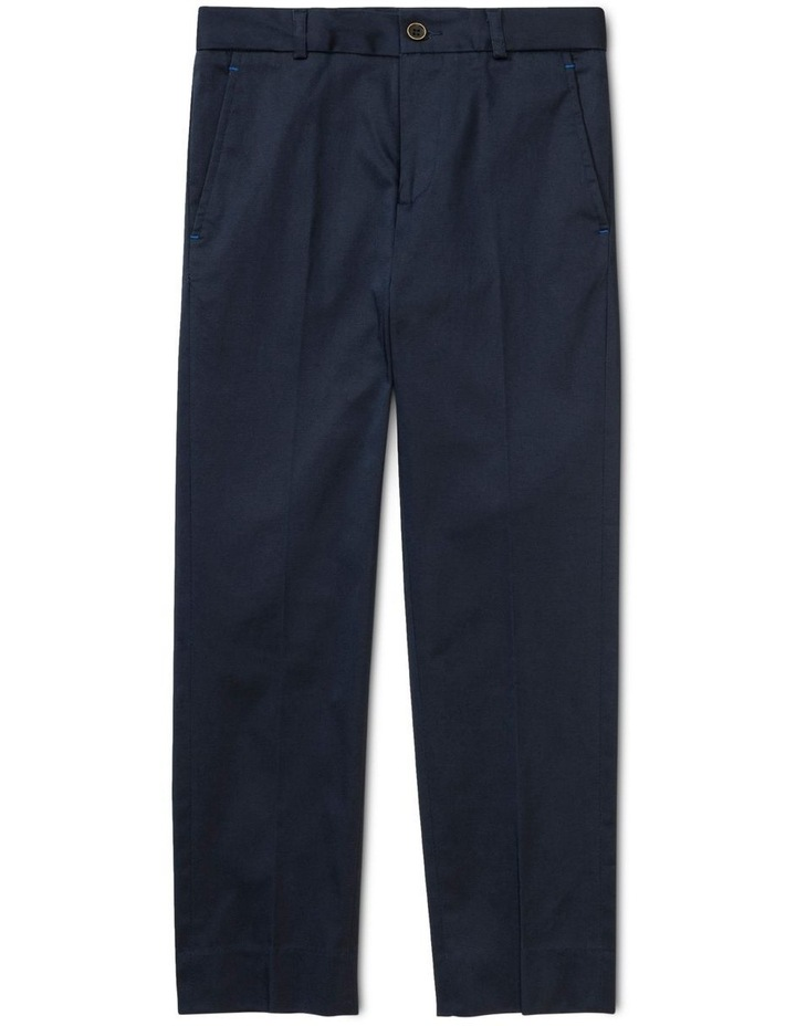 Youth Pant Navy image 1