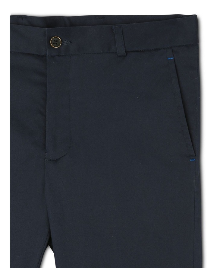 Youth Pant Navy image 3
