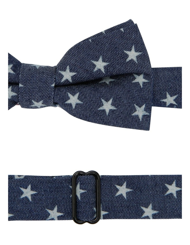 Junior Bow Tie Denim Star image 2