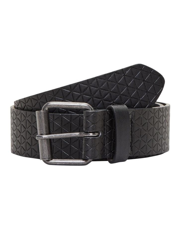 Youth Belt Diamond Black image 1