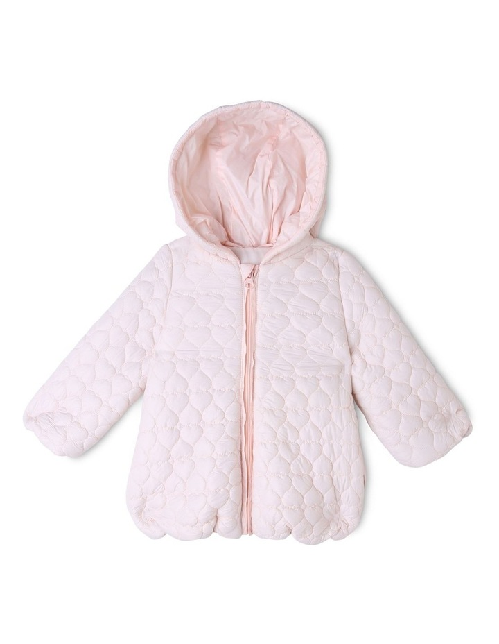 Pearl Quilted Puffer Jacket image 1