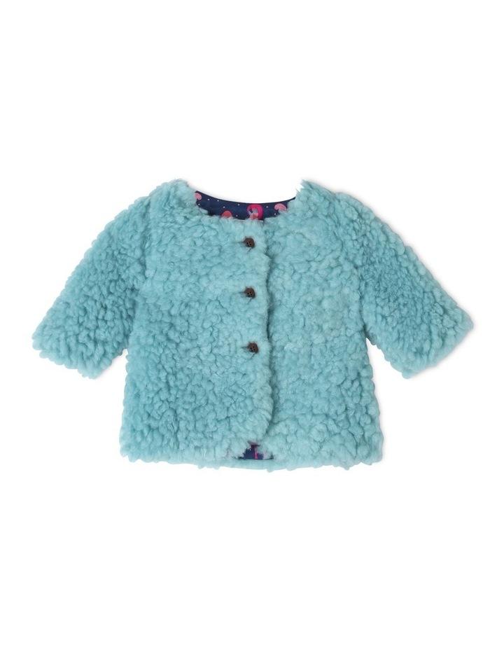 Alice Teddy Fur Jacket image 1