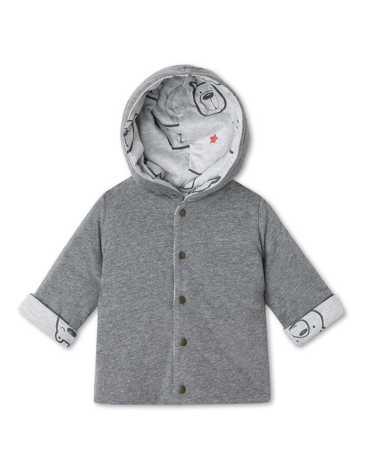 Leo Jersey-Lined Reversible Jacket image 2