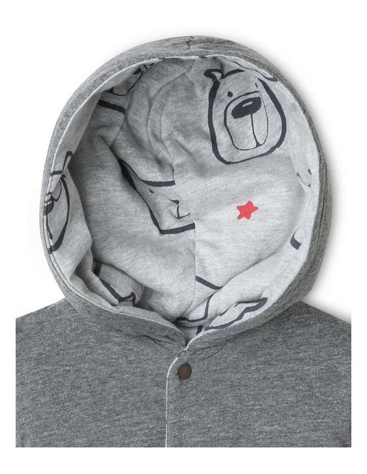 Leo Jersey-Lined Reversible Jacket image 5