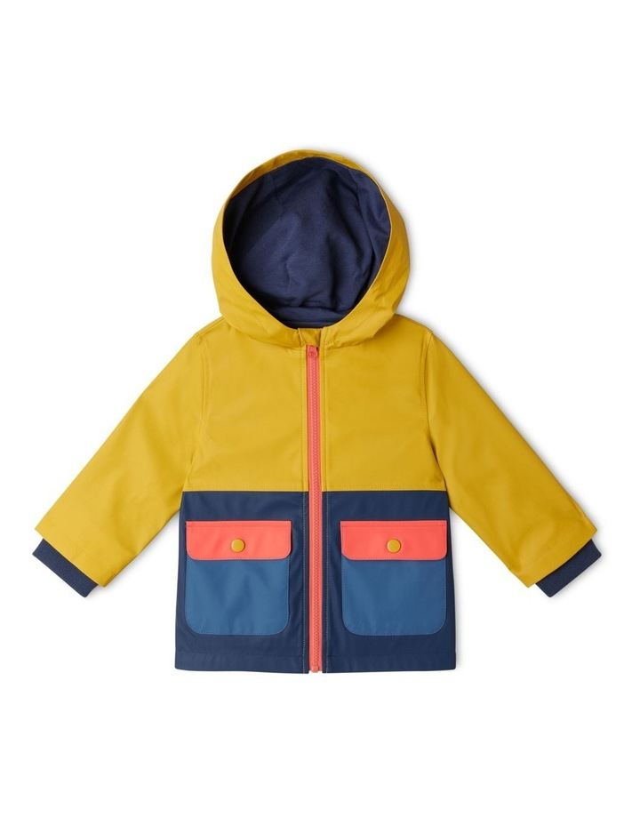 Roy Spliced Hooded Jacket image 1