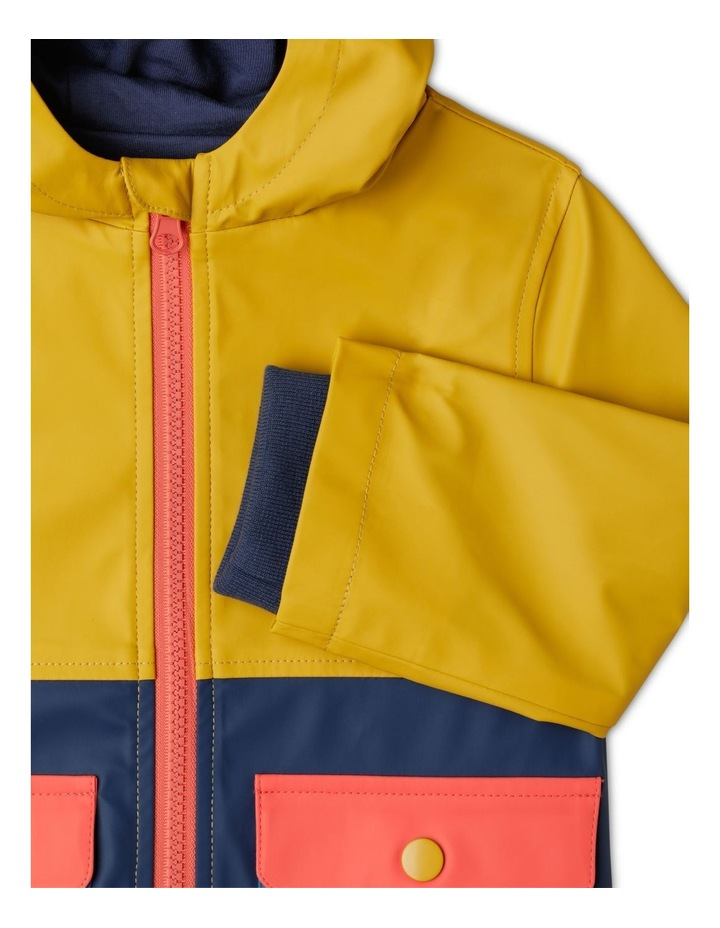 Roy Spliced Hooded Jacket image 2