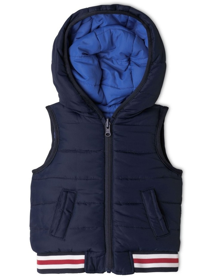 Monty Reversible Puffer Vest image 2