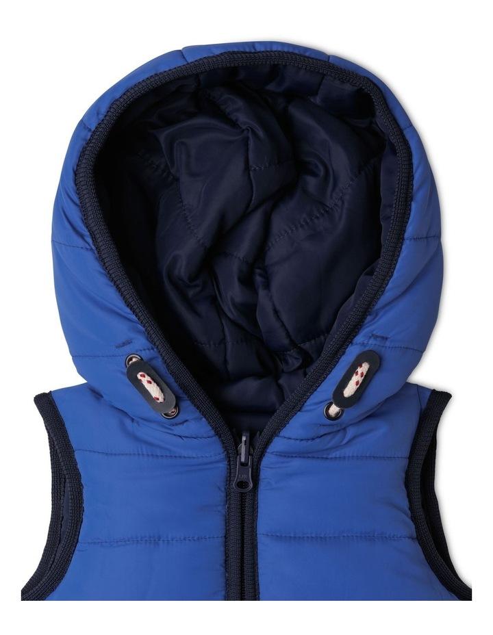 Monty Reversible Puffer Vest image 3