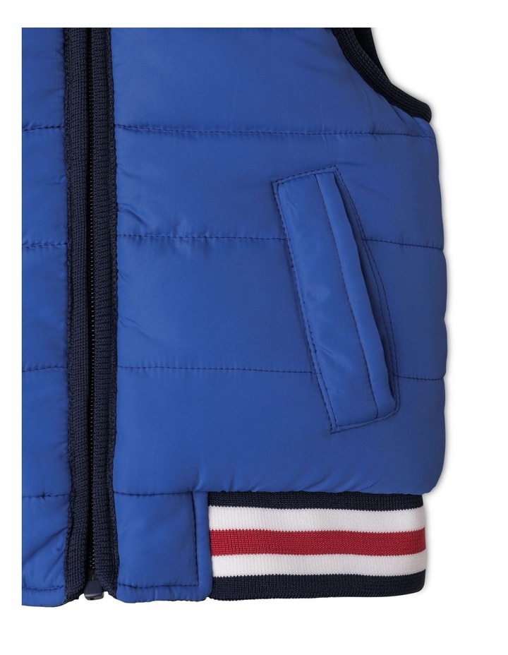 Monty Reversible Puffer Vest image 5