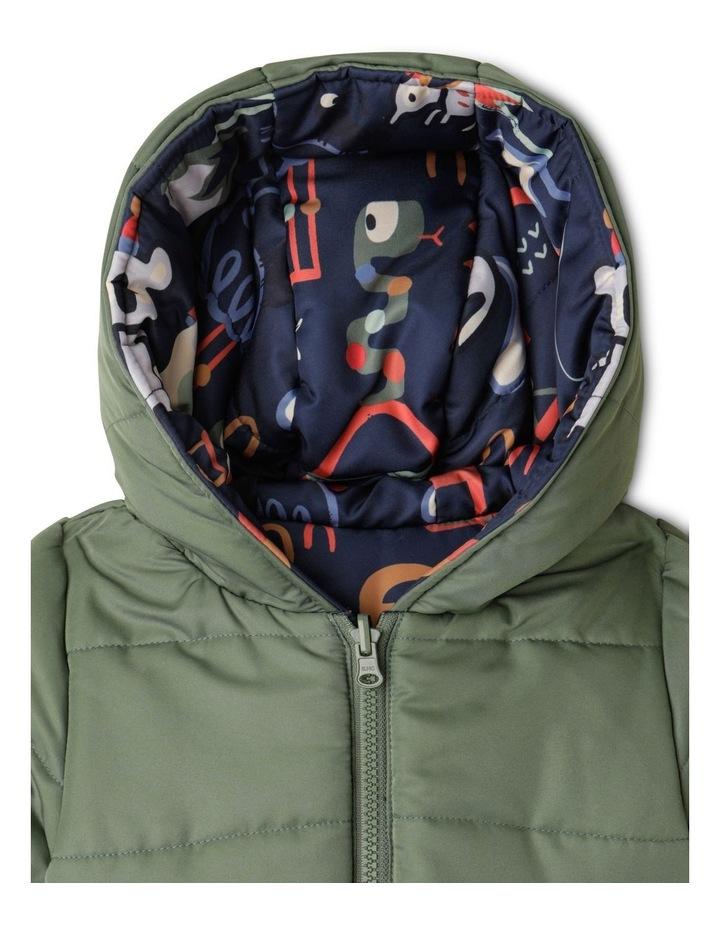 Rex Reversable Puffer Jacket image 5
