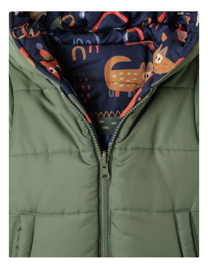 Rex Reversable Puffer Jacket image 7