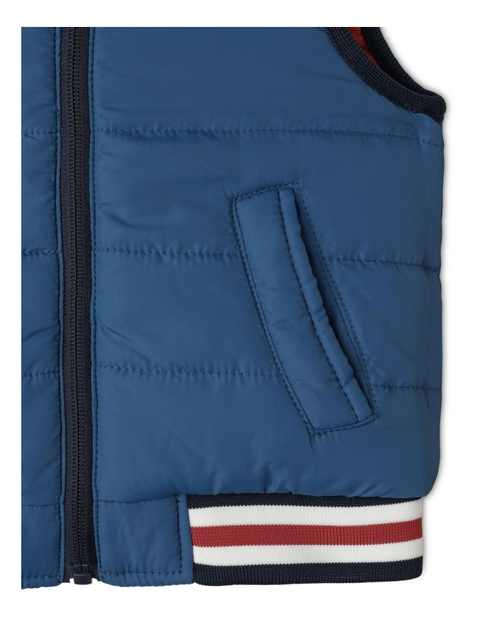 Monty Reversible Puffer Vest image 7