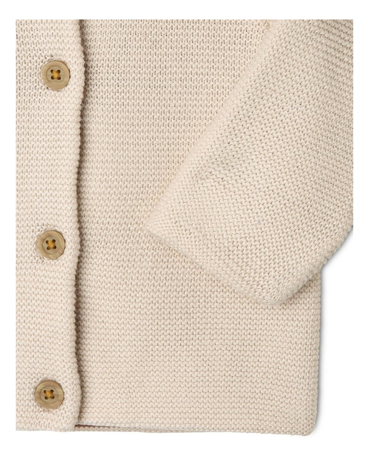 Reversible True Knit Cardigan with Hood image 2