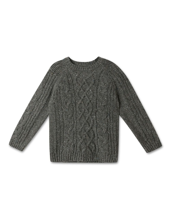 Danny Long Sleeve Knit Jumper image 1