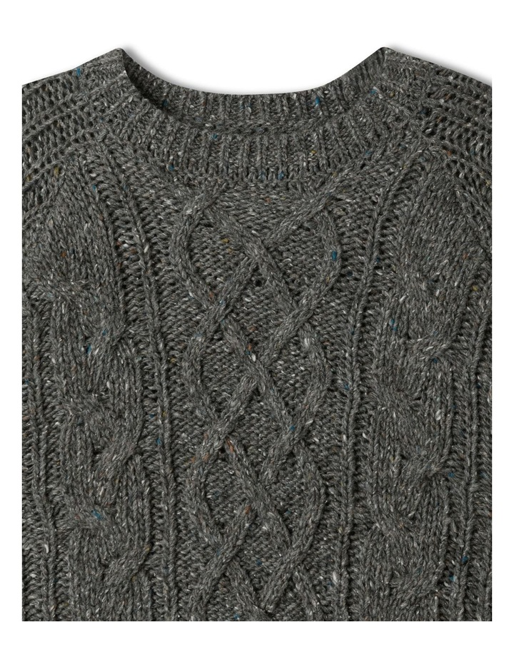 Danny Long Sleeve Knit Jumper image 2