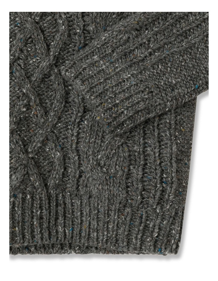 Danny Long Sleeve Knit Jumper image 4