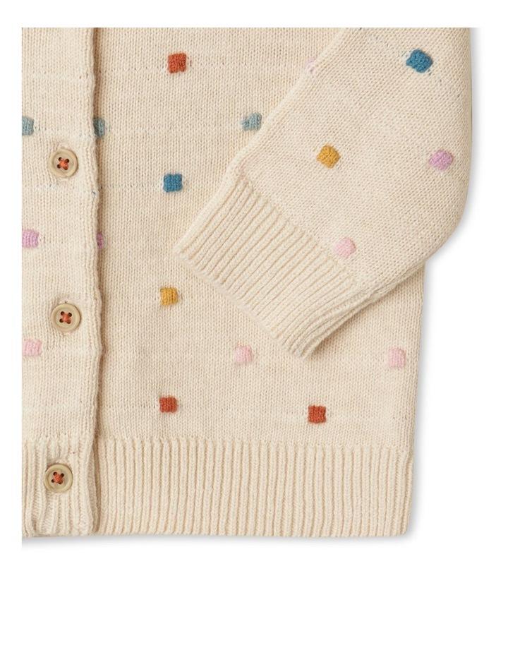 Chloe Organic Knit Cardigan image 3