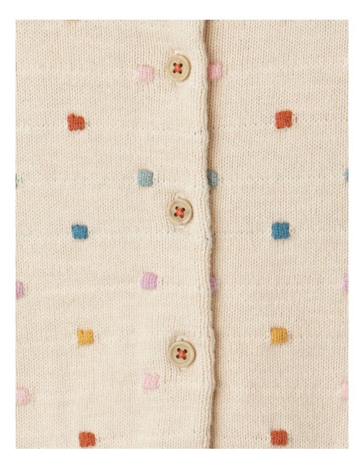 Chloe Organic Knit Cardigan image 4