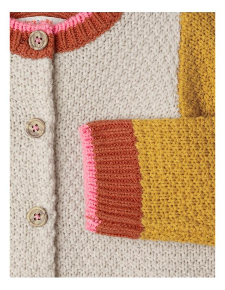 Ginger Chunky Knit Cardigan image 2